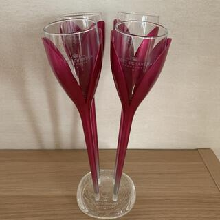 モエエシャンドン(MOËT & CHANDON)の限定品 モエシャンドン チューリップグラス(グラス/カップ)