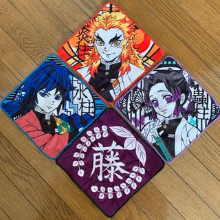T-ARTS - 鬼滅の刃 ミニタオル弐 4枚セット