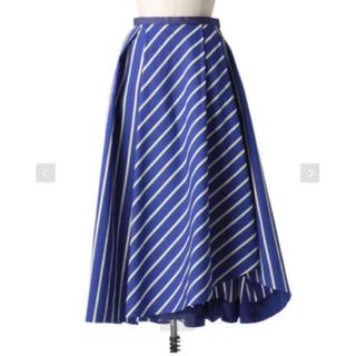 Drawer - 未使用!drawer ストライプスカート