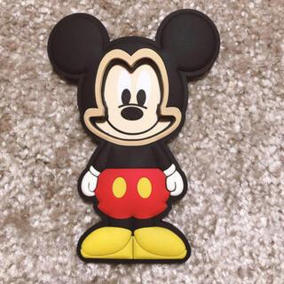 ディズニー(Disney)のミッキー 顔写真 ラバーマグネット 香港 海外限定(キャラクターグッズ)