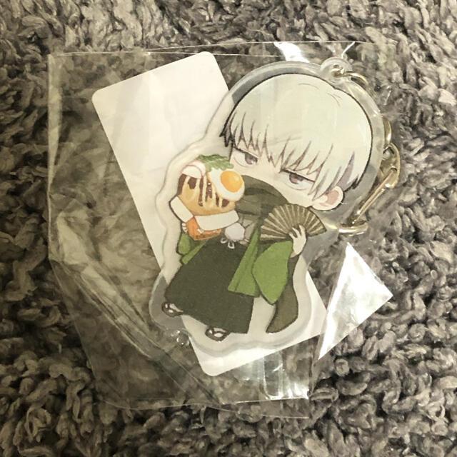 呪術廻戦 狗巻棘 アクリルキーホルダー エンタメ/ホビーのアニメグッズ(キーホルダー)の商品写真
