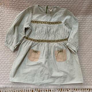 Caramel baby&child  - apolina ワンピース 5-7y  試着のみ