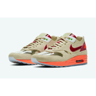 "NIKE - Clot × Nike Air Max 1 ""Kiss of Death"""