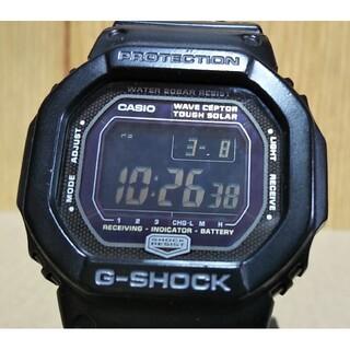 G-SHOCK - CASIO G-SHOCK GW-5600BJ 電波 ソーラー デジタル 腕時計