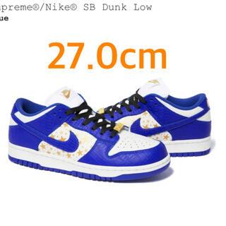 Supreme - 27cm Supreme®/Nike® SB Dunk Low ダンク