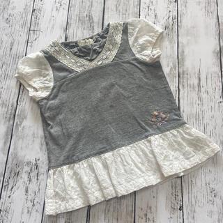 ブランシェス(Branshes)の80センチ チュニック Tシャツ(Tシャツ)