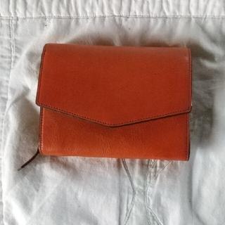 サザビー(SAZABY)のL字ファスナー型二つ折り財布(財布)