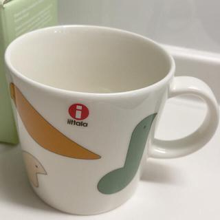 ミナペルホネン(mina perhonen)のイッタラ ✖️ミナペルホネン バードマグ 新品 箱付(グラス/カップ)