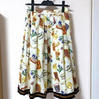 JaneMarple - ジェーンマープル 王冠スカート