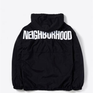 21ss NEIGHBORHOOD ANORAK N-JKT ブラック XL