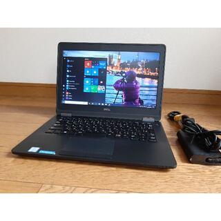 DELL - DELL E7270 i5 6200U 128G/SSD 8G Latitude