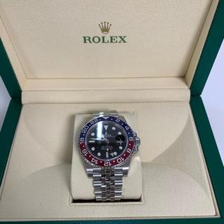 ROLEX - GMTマスターⅡ ペプシ
