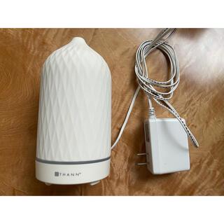 タン(THANN)のTHANN 電気式アロマディフューザー ブリオニーホワイト(アロマディフューザー)