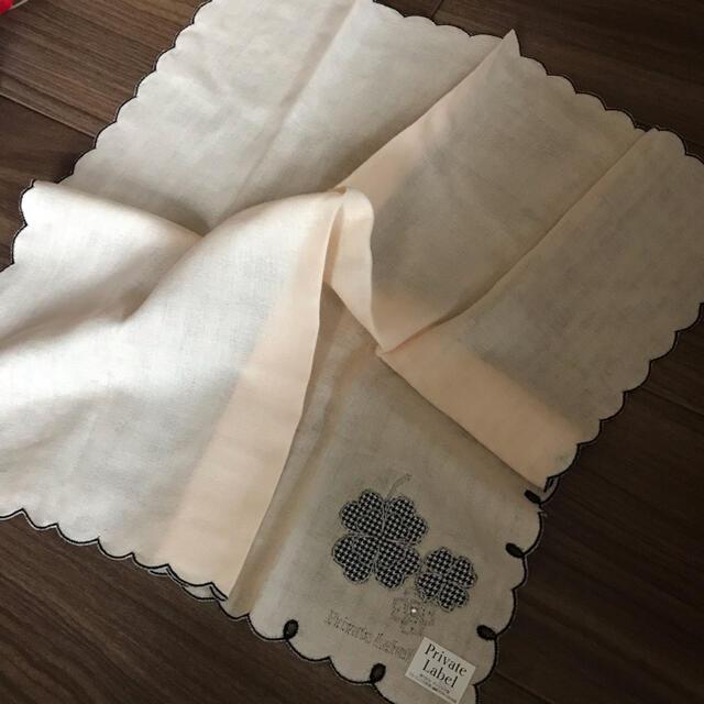 PRIVATE LABEL(プライベートレーベル)のハンカチセット4枚 レディースのファッション小物(ハンカチ)の商品写真