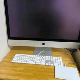 Apple - 2020 iMac27 Core i9 SSD1TB メモリ32GB