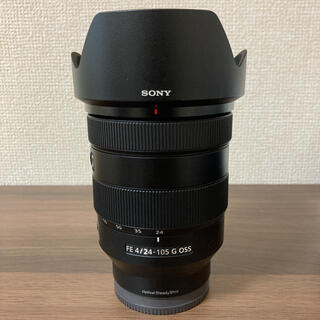 SONY - 保証ありSONY FE 24-105mm F4 G OSS SEL24105G
