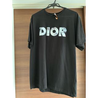 クリスチャンディオール(Christian Dior)のDIOR×DANIE ARSHAM 2020ss ロゴTシャツ(Tシャツ/カットソー(半袖/袖なし))