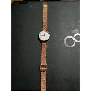 ダニエルウェリントン(Daniel Wellington)のダニエル・ウェリントン時計(腕時計)