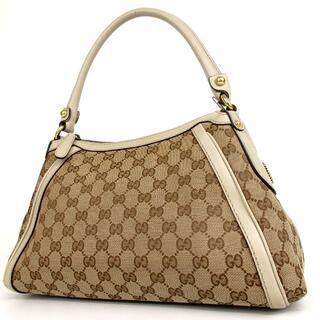 Gucci - グッチ GGキャンバス スカーレット ワンショルダーバッグ 18-340