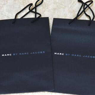 マークバイマークジェイコブス(MARC BY MARC JACOBS)の*MARC BY MARC JACOBS*紙袋 2つセット(ショップ袋)