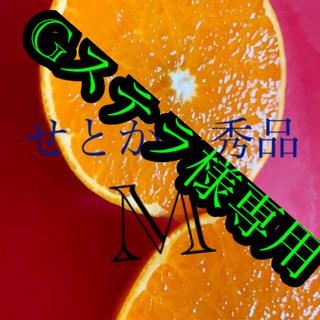 【Gステラ様専用】愛媛 せとか 秀品 S、M 10キロ(フルーツ)