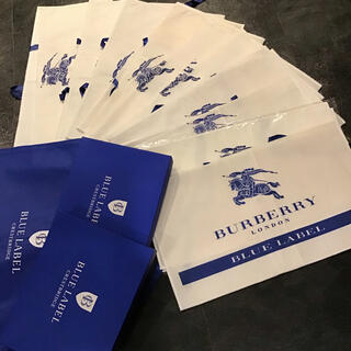 BURBERRY BLUE LABEL - バーバリーブルーレーベル セット コートカバー  まとめて