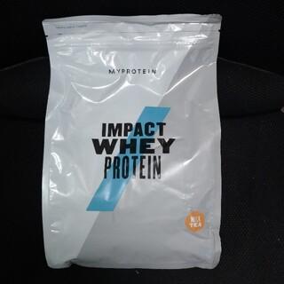 MYPROTEIN - ホエイプロテイン 1kg ミルクティー