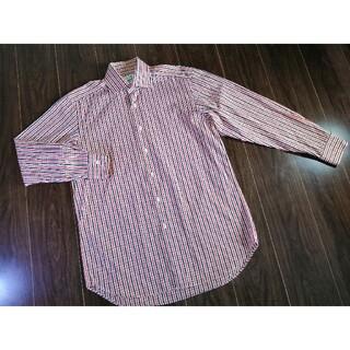 ダンヒル(Dunhill)の美品/dunhill/ダンヒル/チェック/シャツ/ドレスシャツ/スーツ/(シャツ)