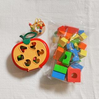 ニシマツヤ(西松屋)の西松屋 知育おもちゃ セット(知育玩具)