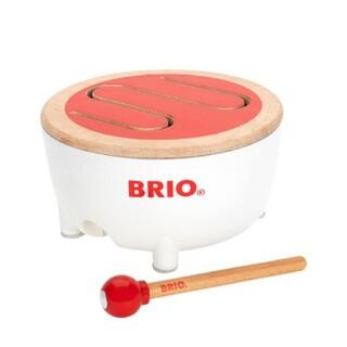 ブリオ(BRIO)のBRIO ドラム(知育玩具)