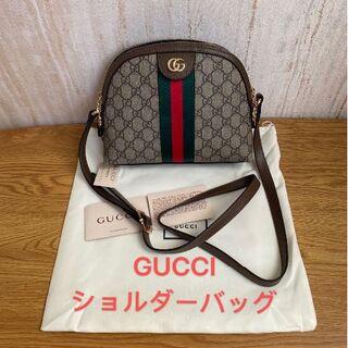 Gucci - 美品GUCCI ポシェットショルダーバッグ