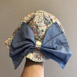 petit main - プティマイン ♡花柄♡リボン♡帽子♡50