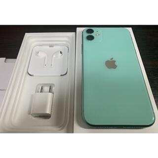 iPhone - IPHONE 11 128GB SIMフリー新品同様