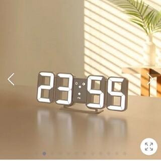 Mooas ムアス ピュアミニLED時計 / LED 時計 / アラーム時計