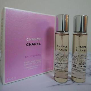 CHANEL - 未使用シャネル チャンス オータンドゥル   リフィル    20ml ×2本