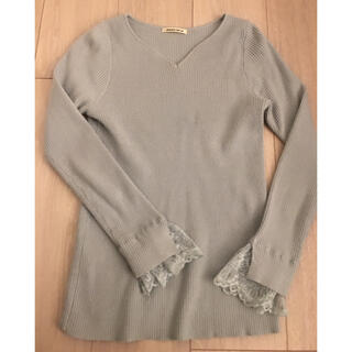 ローズバッド(ROSE BUD)の値下げ中♡Rose bad♡スプリングセーター♡水色♡込み(ニット/セーター)