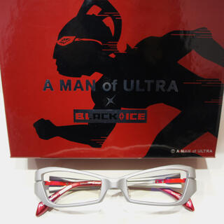 新品■限定品■MAN of ULTRA×BLACK ICE US-704F-C3(サングラス/メガネ)
