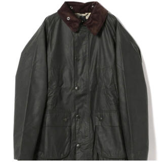 Barbour - 【美品】Barbour BEDALE SL 36 セージグリーン