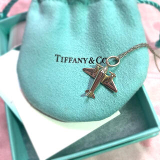 Tiffany & Co. - ティファニー 飛行機 スターリングシルバー