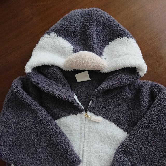 gelato pique(ジェラートピケ)のgelatopique ペンギン ロンパース キッズ/ベビー/マタニティのベビー服(~85cm)(ロンパース)の商品写真