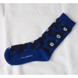 マリメッコ(marimekko)のマリメッコ marimekko  靴下 サイズ:37-39(その他)