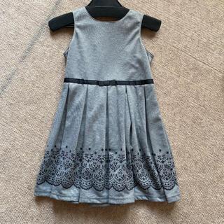 ニシマツヤ(西松屋)の西松屋 セレモニーワンピース 卒園式 入学式 発送会 120サイズ(ドレス/フォーマル)