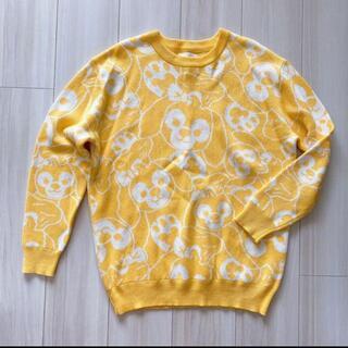 Disney - 香港ディズニー クッキーアン セーター