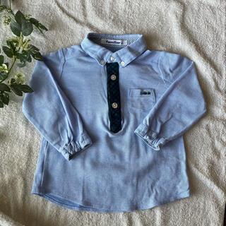 familiar - ファミリア男の子シャツ