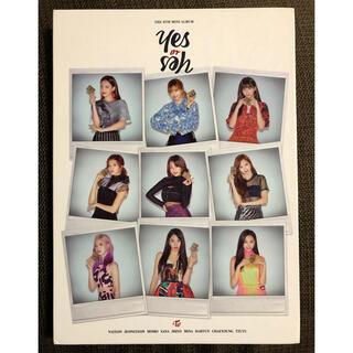 ウェストトゥワイス(Waste(twice))のTWICE  CD  チェヨン (K-POP/アジア)