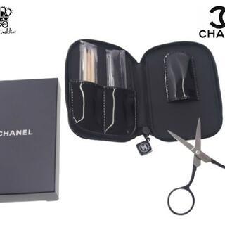 シャネル(CHANEL)のシャネル ビューティー ネイルキット 2019 ノベルティ コスメキットポーチ(ネイルケア)