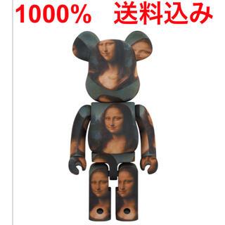 メディコムトイ(MEDICOM TOY)の◎送料込み◎ メディコムトイ BE@RBRICK Mona Lisa 1000%(その他)