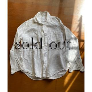 ムジルシリョウヒン(MUJI (無印良品))の無印良品 コットンシャツ(シャツ)