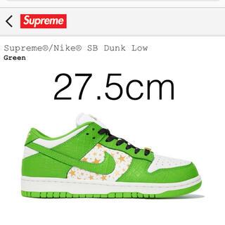 Supreme - 27.5cm 新品 Supreme®/Nike® SB Dunk Low
