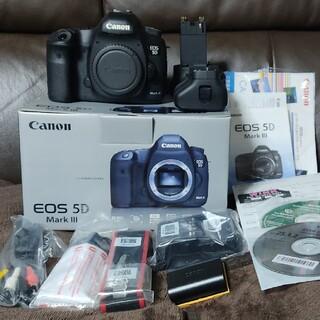 Canon - ■ CANON EOS 5D markⅢ + バッテリーグリップ BG-E11